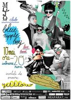Concert Blue Nipple Boy in Mojo Club din Bucuresti