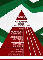 Opening Logik Club - concert Moonlight Breakfast