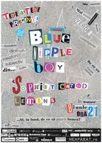 Concert Blue Nipple Boy in Tete-a-Tete din Bucuresti