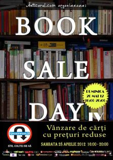 BOOK SALE DAY in Underworld Club! - IV