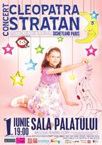 "Concert Cleopatra Stratan – lansare album ""Melodii pentru copii"""