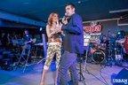 Elena Gheorghe a cantat desculta in Garajul Europa FM (foto, video)