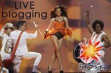Live-blogging: finala Eurovision 2012
