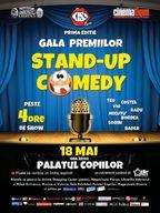Gala Premiilor Stand-up Comedy la Palatul Copiilor din Bucuresti!