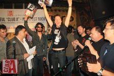 Castigatoarea Trofeului Club A - Avanpost Rock 2012