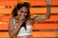Jennifer Lopez, live @ American Idol