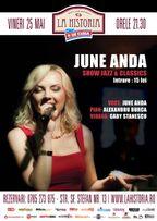 Concert Anda June - Show Jazz and Classics