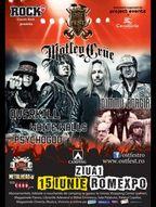 Ost Fest 2012 - Ziua 1: Dimmu Borgir, Motley Crue, Overkill