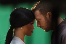 Coldplay feat Rihanna - Princess of China (making of videoclip)
