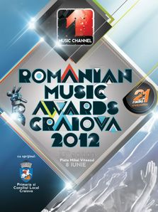 Romanian Music Awards 2012 - Craiova