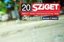 Nume noi la Sziget 2012: Maximo Park, Beardyman, Citizens!