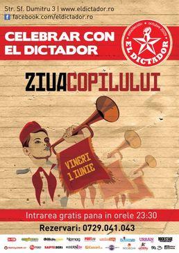 Ziua Copilului in El Dictador!