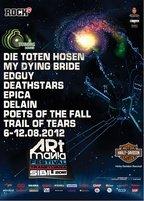 Artmania 2012: Ziua 1 - Die Toten Hosen, Epica