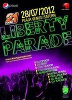 Liberty Parade 2012 cu Roger Sanchez!