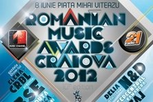 Romanian Music Awards 2012 - showuri video
