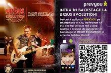 Prevyou te duce in backstage la Ursus Evolution