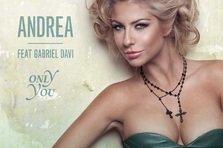Andrea lanseaza la 18:00 videoclipul Only You pe Urban.ro!