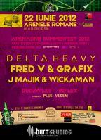 ARENA DNB Summerfest 2012 la Arenele Romane!