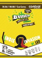 B'estfest Warm-up Party - INDIE INVASION @Control Club
