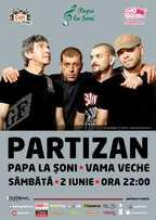 Partizan @ Papa la Soni, Vama Veche