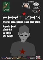 Concert Partizan la Papa la Soni in Vama Veche