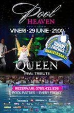 Concert extraordinar Queen Real Tribute la Timisoara