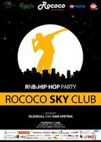 ROOFTOP RnB/Hip-Hop Party @Rococo Sky Club!