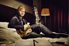 Ed Sheeran debuteaza pe locul 5 in SUA!
