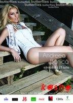 Concert Andreea Banica in Kasho Club