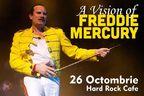 """A vision of MERCURY"" in Hard Rock Cafe din Bucuresti!"