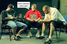 Cum repeta B.U.G. Mafia pentru concertul de la B'estfest Summer Camp 2012