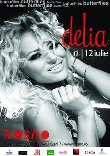 Concert Delia in Kasho Club!