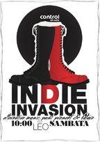 Indie Invasion in Club Control