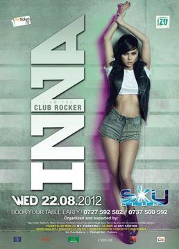 Concert Inna in Sky Club din Ploiesti!