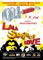 Concert Lala Band - Lala Summer Love - la Constanta!