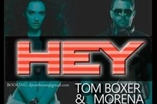 Tom Boxer & Morena - Hey (single nou)