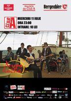 Concert Trupa Veche. Muzica de Club A