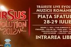 Ursus Evolution 2012 la Brasov in Piata Sfatului