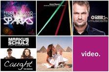 Cele mai noi videoclipuri din muzica electronica (playlist)