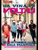 Concert - Da vina pe Voltaj - la Sala Palatului