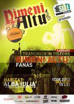 Concert Nimeni Altu' - Transmisii in distors @Club Habitat