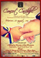 Concert caritabil in Tete-a-Tete din Bucuresti