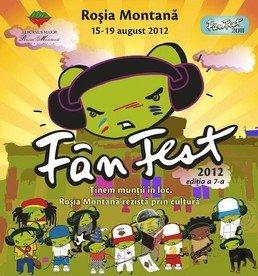 FanFest 2012 - Muzica la Rosia Montana