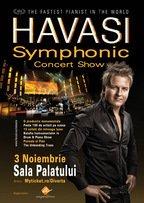Concert Havasi la Sala Palatului din Bucuresti