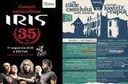 Cristi Minculescu si Iris - ultimele doua concerte!