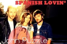 John Puzzle feat Elise & George Sunday - Spanish Lovin' (single nou)