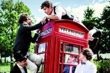 One Direction - Take Me Home (coperta album nou)