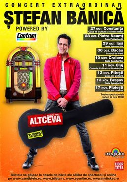 "Stefan Banica - ""ALTCEVA"" - Turneu National"