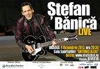 Concert Stefan Banica Jr la Sala Antonio Alexe
