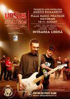 Rock si Reggae la Ursus Evolution 2012 Navodari!